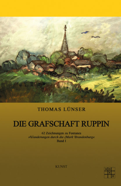 Die Grafschaft Ruppin Cover