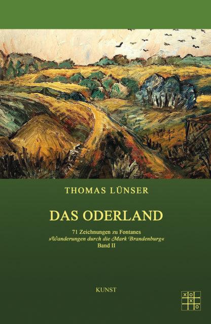 Das Oderland Cover
