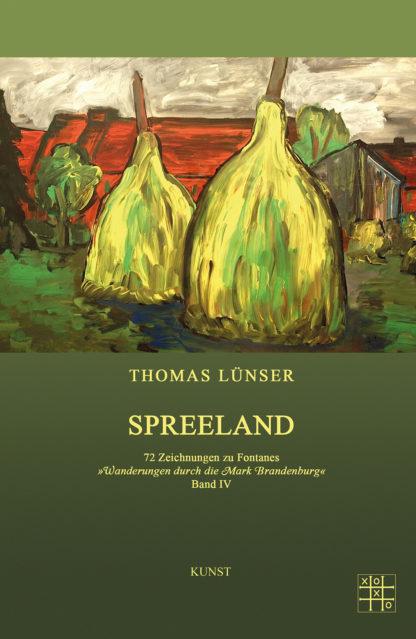 Spreeland Cover