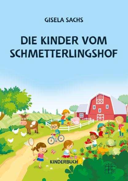 Die Kinder vom Schmetterlingshof Cover
