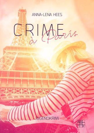 Crime à Paris Cover