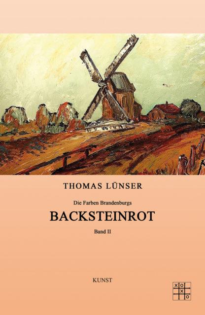 Backsteinrot Cover