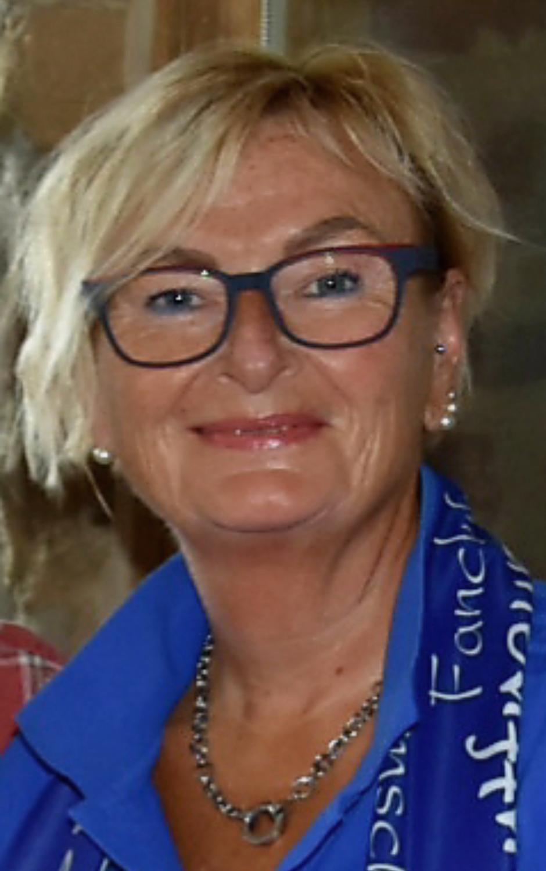 Ires Buchschazt Autorinnenfoto